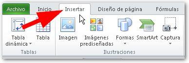 Cómo insertar un hipervínculo en Excel