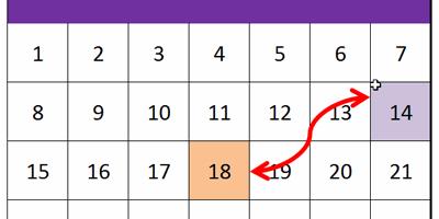 Sumar fechas en Excel